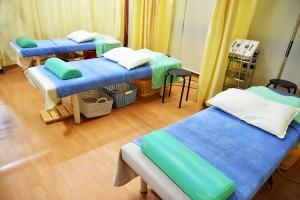 いいもり治療院|診療室